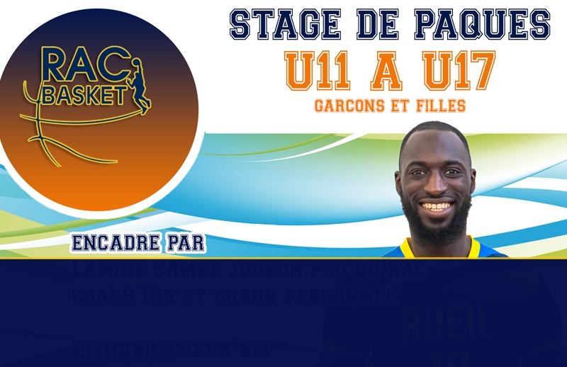 stage paques